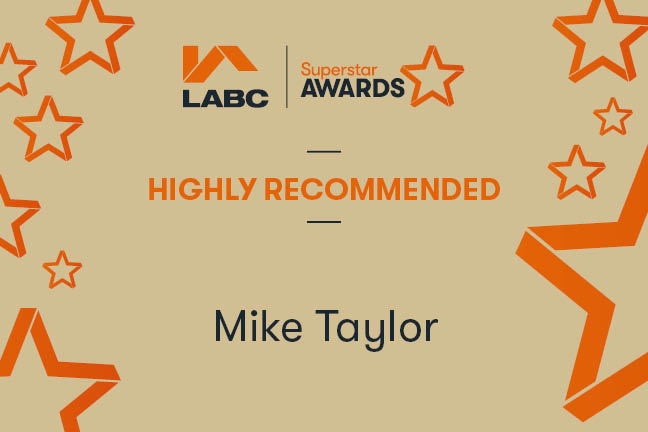 LABC Superstar Highly Recommended Mike Taylor