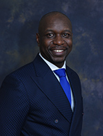 Anthony Oloyede, Senior Vice President and LABC Board Director