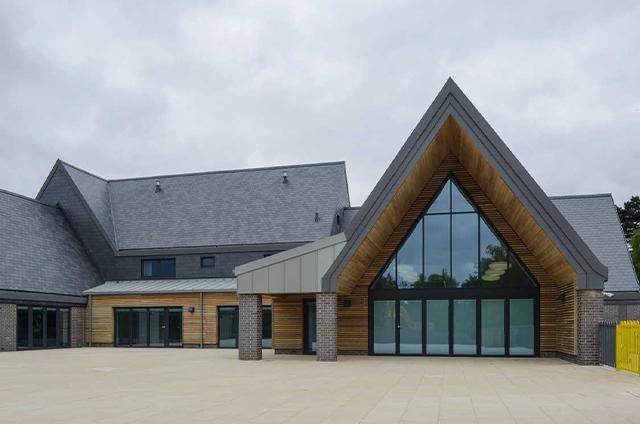 The Nook, Framlingham Earl, Norwich labc awards