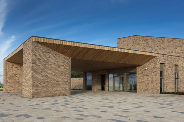 Lea Fields Crematorium - LABC AWARDS 2020