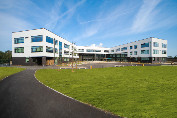 Great Western Academy, Tadpole Garden Village, Swindon