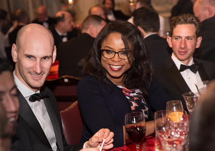 Guests at the London Building Excellence Awards 2019