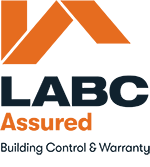 LABC Assured Logo - Building Control & Warranty