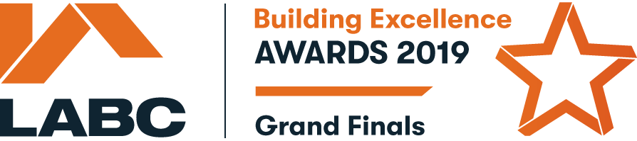 LABC Building Excellence Awards Grand Finals 2019 logo