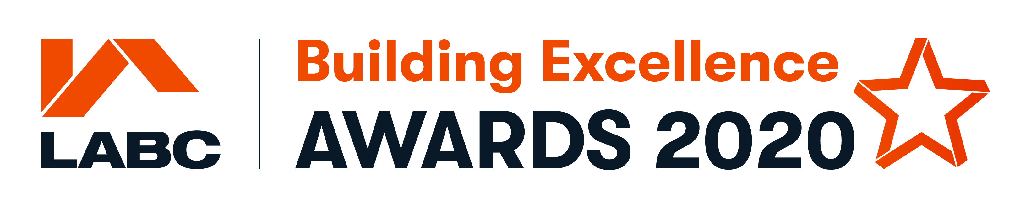 LABC Building Excellence Awards 2020 logo