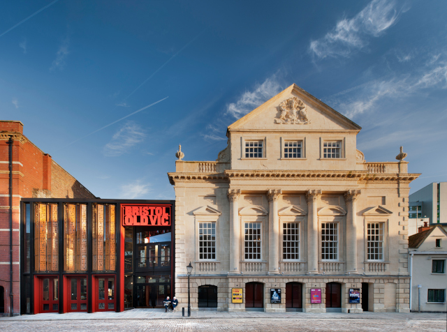 Old Vic Theatre Royal, King Street, Bristol