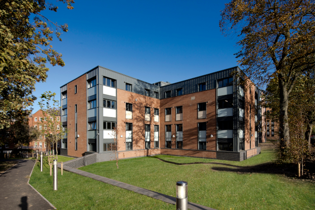 Park View Student Village, Newcastle upon Tyne