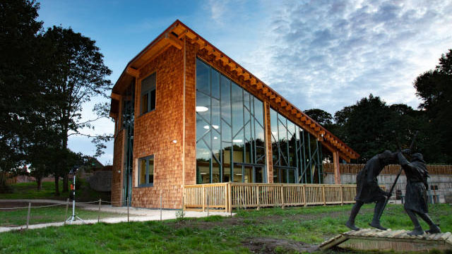 RSPB Sherwood Forest Visitor Centre, Nottinghamshire