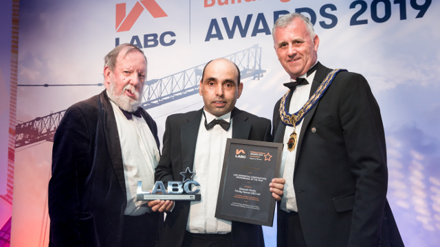 LABC South East Awards Winners & Highly Commended 2019 | LABC