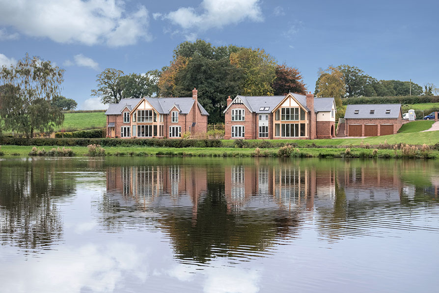 The Mill Pool, Best Small New Housing Development, North West 2019