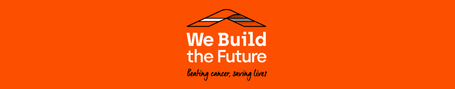 We Build The Future logo - LABC Charity of the year 2019