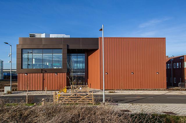 Cranfield University, LABC Building Excellence Awards