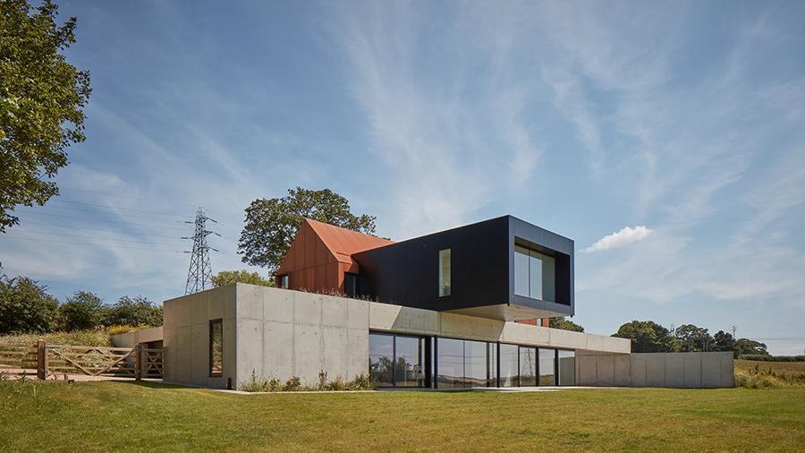 Barrow House - LABC Building Excellence Awards