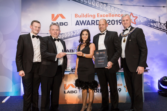 Best Local Builder category