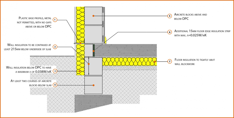 E5smew21 Suspended In Situ Concrete Floor Insulation