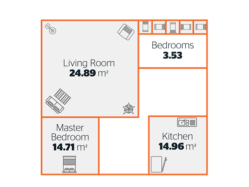 What is the average house size in the uk labc - Standard living room size australia ...