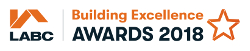 LABC Building Excellence Awards 2017 logo