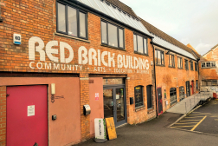 The Red Brick Building, Morland Road, Glastonbury