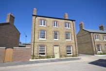 Vickery Court, Poundbury, Dorchester