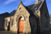 Bainbridge Methodist Chapel, Eastgate, Durham