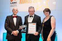 JC Ball & Sons at the LABC Awards