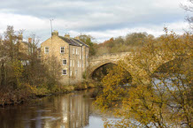 The White Swan, Bridge End, Barnard Castle