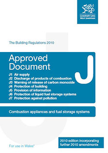 Approved Document J Wales