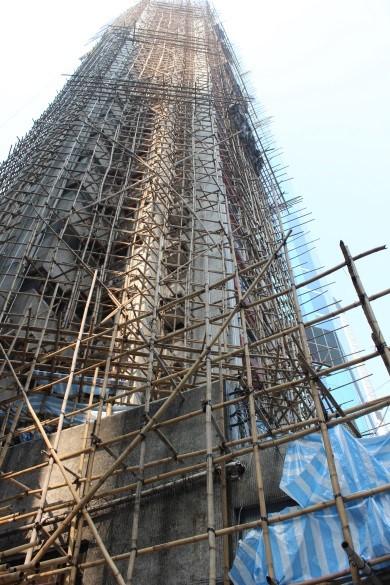 Hong Kongs Heritage Of Bamboo Scaffolding Labc