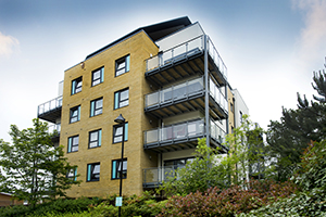 Brunel Place - affordable housing - LABC