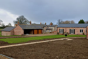 Duchy Farm - Conversion of farmhouse and three barn conversions