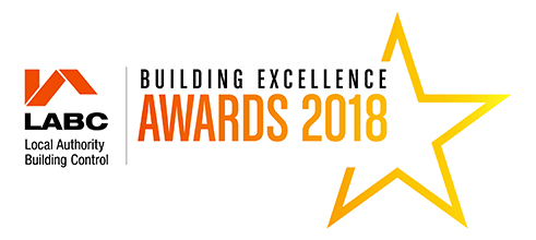 LABC Building Excellence Awards 2018 logo