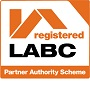 LABC Registered Logo