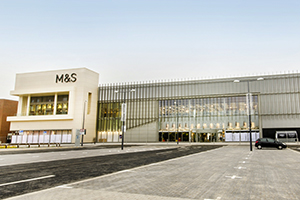 M&S Londbridge - fit-out - local authority building control
