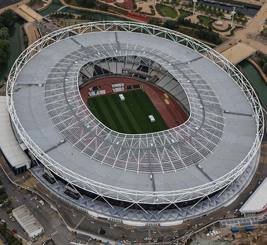 Olympic Stadium - LABC Case study