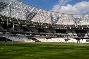 Olympic Stadium - local authority building control
