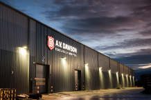 Picture of the AV Dawson Automotive Steel Store