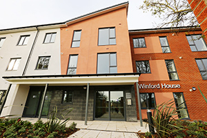 Winford House, Billingham - affordable housing - LABC