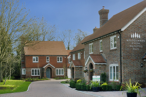 Woodlands, Mestham - example of the new housing developments our LABC teams work on