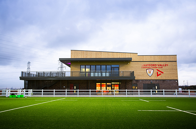 Dartford Rugby Club, LABC Building Excellence Awards