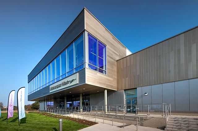 Littlehampton Wave, LABC Building Excellence Awards