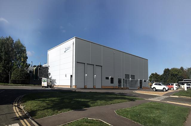 Millbrook Powertrain Advanced Laboratories, LABC Building Excellence Awards