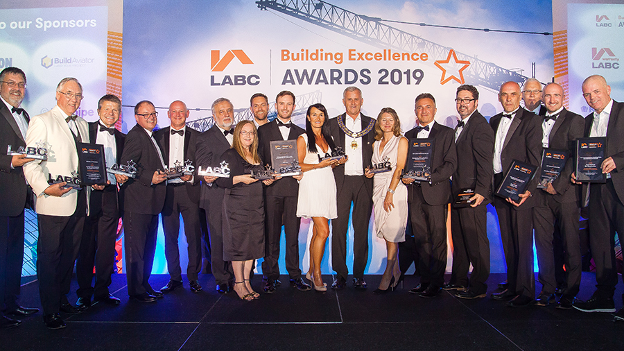LABC Building Excellence Awards North 2019