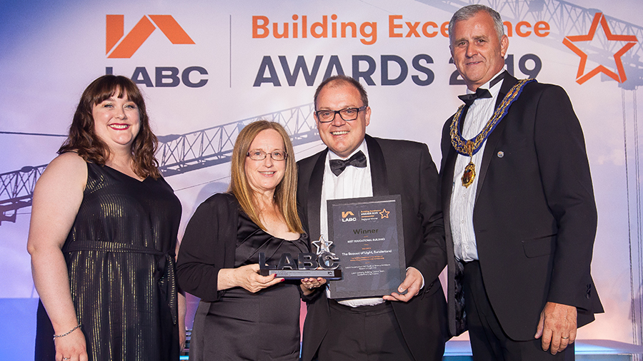 LABC Building Excellence Awards Northern 2019
