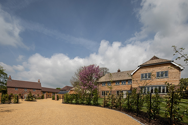 Orchard Barns, LABC Building Excellence Awards