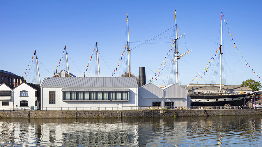 SS Great Britain LABC Building Excellence Awards