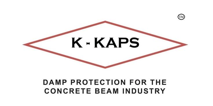 K-Kaps damp protection logo