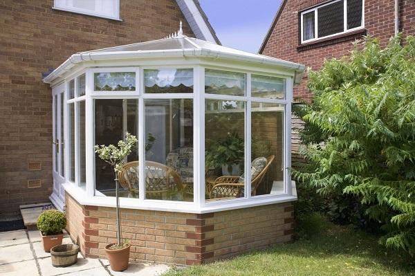 Picture of a conservatory