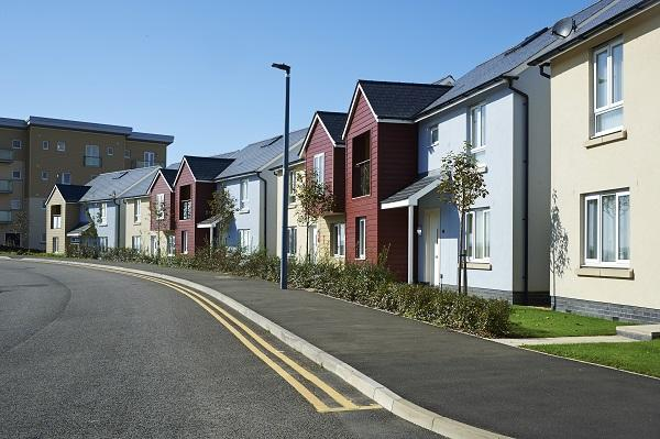 Picture of houses - housing standards
