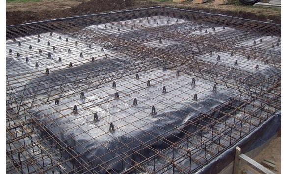 Raft foundation basics | LABC
