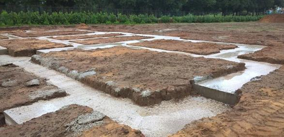 When And How To Cut Stepped Foundations On A Sloping Site